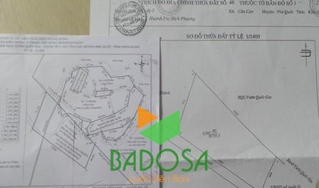 Bản vẽ trích đo, Làm bản vẽ trích đo, Badosa, Pháp lý nhà đất, Thủ tục pháp lý