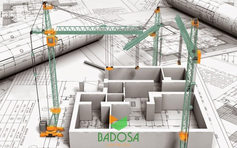 Dịch vụ xin giấy phép xây dựng, Bản vẽ sơ đồ nhà đất, Badosa, Hồ sơ xin phép xây dựng nhà ở