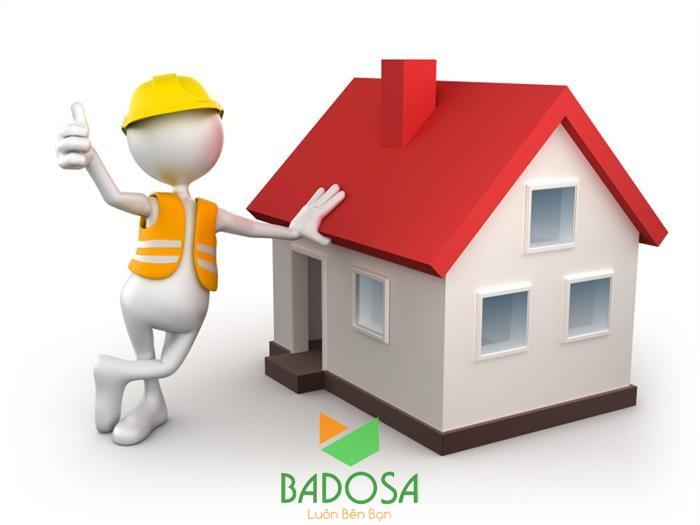 Hoàn công nhà, Công ty Badosa, Bản vẽ hoàn công, Thủ tục hoàn công, Xây dựng nhà ở