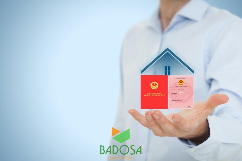 Nhà bao nhiêu m2 thì được cấp sổ hồng, Cấp sổ hồng, Sổ hồng, Công ty Badosa, Quyền sử dụng nhà ở