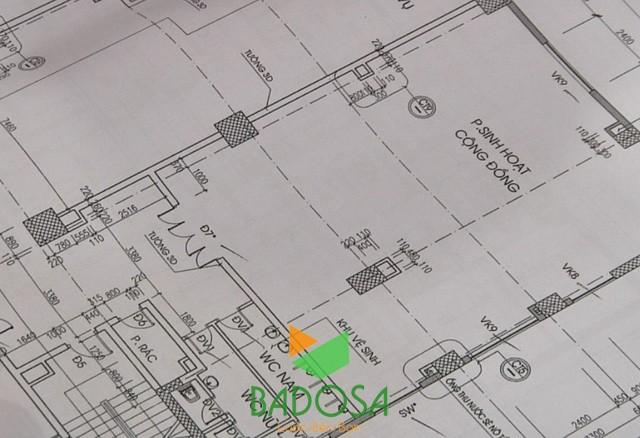Bản vẽ hoàn công xây dựng, Hoàn công xây dựng, Dịch vụ hoàn công, Dịch vụ hoàn công nhà