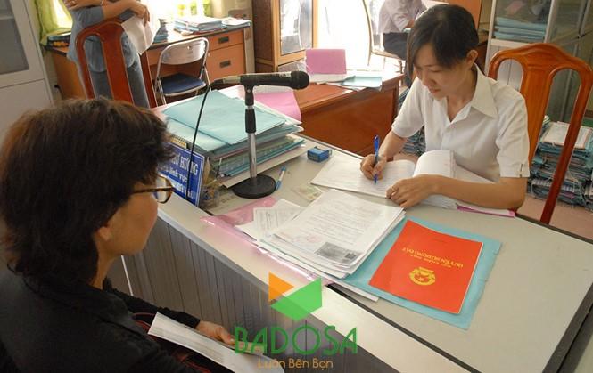 Làm sổ đỏ bằng giấy viết tay, Quyền sở hữu tài sản, Thủ tục pháp lý, Sổ đỏ, Luật đất đai năm 2003