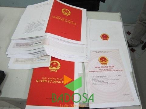 Làm sổ đỏ cần giấy tờ gì, Làm sổ đỏ, Cấp giấy chứng nhận quyền sử dụng đất, Bản đồ địa chính thửa đất, Hồ sơ làm sổ đỏ