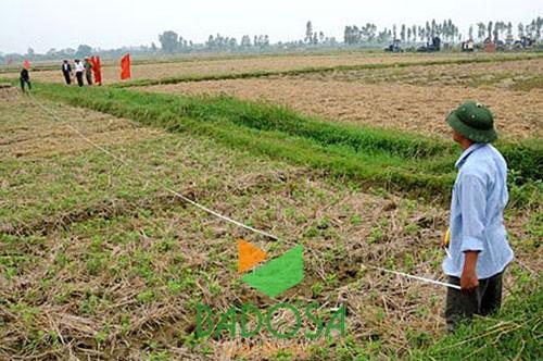Làm sổ đỏ đất nông nghiệp, Luật đất đai năm 2013, Phòng đăng ký đất đai, Cấp sổ đỏ, Quyền sử dụng đất