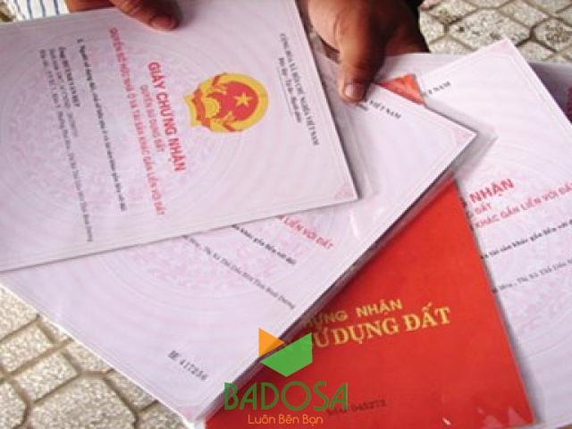 Thủ tục cấp sổ đỏ, Hoàn tất thủ tục, Xin cấp sổ đỏ, Giấy chứng nhận quyền sử dụng đất, Hồ sơ thủ tục cấp sổ đỏ
